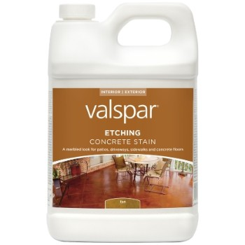 Valspar Etching Stain, Tan - 1 gallon