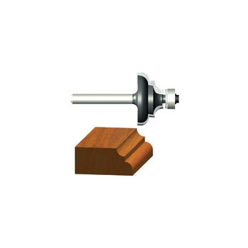Cove and Bead Router Bit - 3/16 inch radius