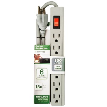 Appliance/Electronics Surge Protector # 041351