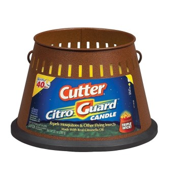 CitroGuard Candle ~ 20 oz