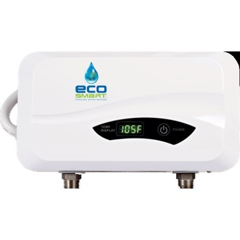 Tankless El Waterheater
