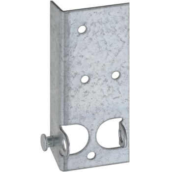 Galvanized Bottom Lift & Roller Brackets, Visual Pack 7626