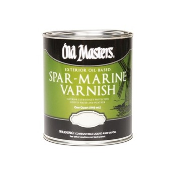 Spar Varnish, Satin ~ 1 Pint