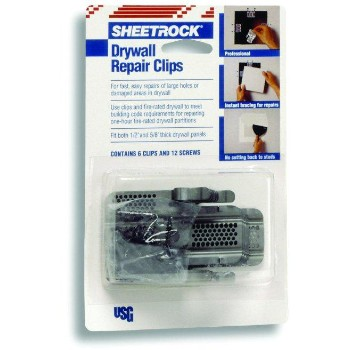 Drywall Repair Clips