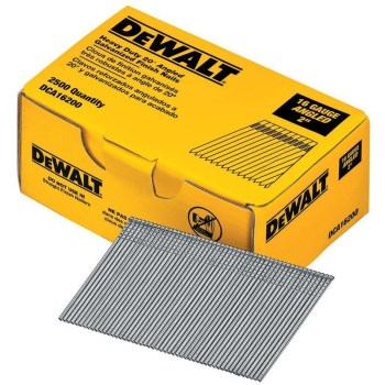 DeWalt DCA16200 Angle Finish Nails, 2 inch