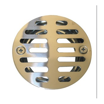 "Shower Drain, 2"" Female Pipe Drain - 3-1/2""Diameter"