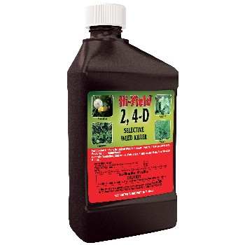 Hi-Yield 2,4-D Selective Weed Killer ~ Quart