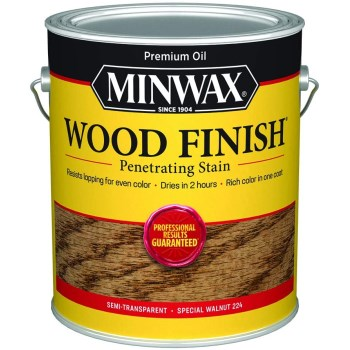 Minwax 71006 Wood Finish, Special Walnut ~ Gallon