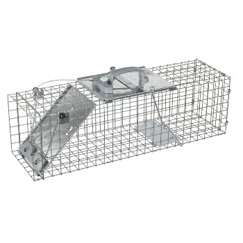 Woodstream 1084 Trap, Rabbit Sized 24 x 7 x 7 inch