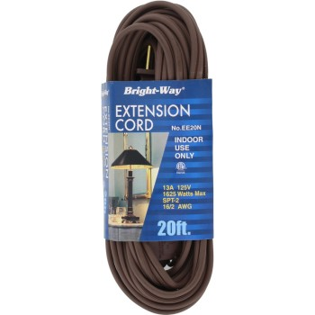 Ee20 20ft. Brn Extention Cord