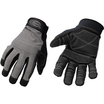 X-Large Pvc Palm Glove