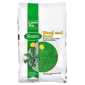 LawnPro  Weed & Feed Fertilizer