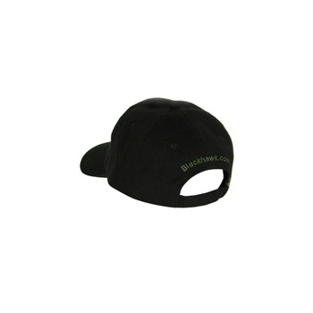 BlackHawk Logo Low Profile Cap, Black