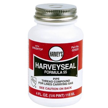 HarveySeal Thread Sealant, 4 oz