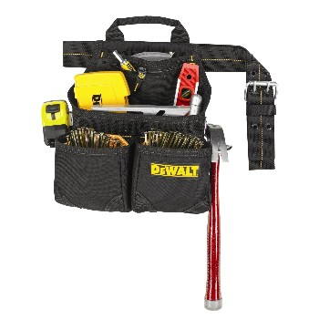 Framer Nail & Tool Bag ~ 6 pocket