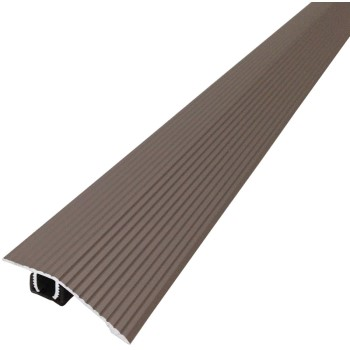 Cinch Reducer Transition Strip,  Spice Brown ~ 36""