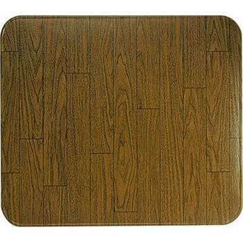 "Stove Board, Walnut Woodgrain~36"" x 36"" (Non-UL)"