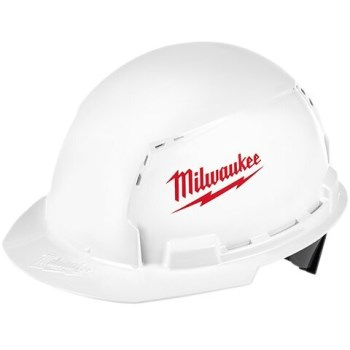 Front Brim Hard Hat