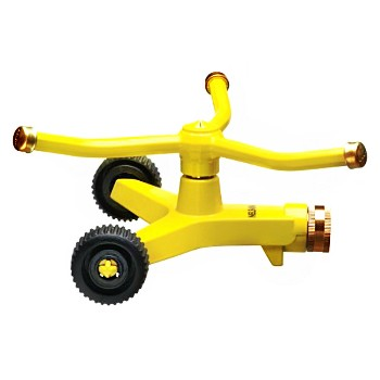Whirling Sprinkler, 3-Arm ~  Metal