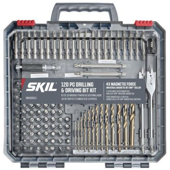 Chervon-Skil SMXS8501 120pc Drill Bit Set