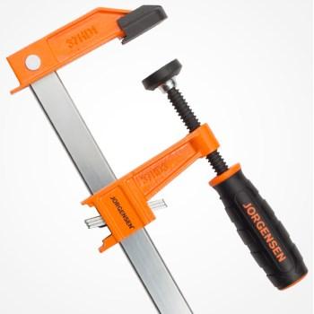 "PonyTools 3712 Steel Bar Clamp, Adjustable ~ 12"""