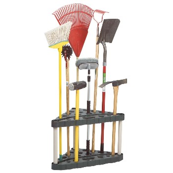 Rubbermaid 5A4700MICHR Corner Tool Tower