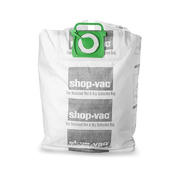 Shop Vac Corp - Accessories 9021633 2pk 10-12g Wet/Dry Bag