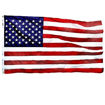 USA Flag, Nylon ~ 3' x 5'