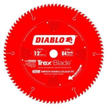 Composite Decking Saw Blade