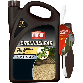 GroundClear Vegetation Killer  ~ 1.33 Gallon