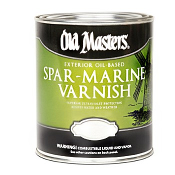 Spar-Marine Varnish, Gloss ~ Quart