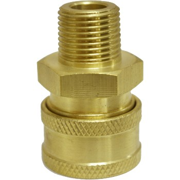 3/8in. Male Npt Coupler