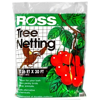 Tree Netting 26 ft x 30 ft