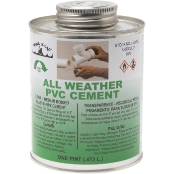 16 Oz All Weather Cement