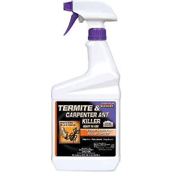 Termite & Carpenter Ant Killer, RTU ~ 32oz