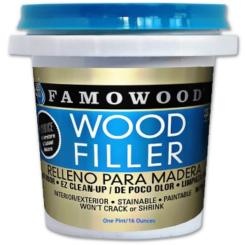 Wood Filler, Natural