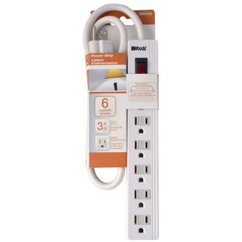 3ft. 6 Outlet P. Strip