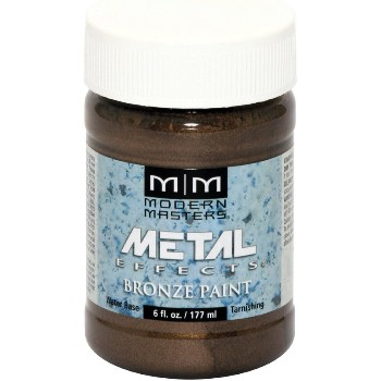 Bronze Metal Effects Paint ~ 6 ounce