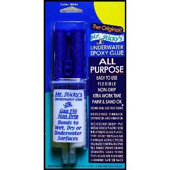 Mr. Stickys 001327 Underwater Glue ~ 30 grams