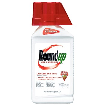 Round UP Weed & Grass Killer ~ 36.8 oz