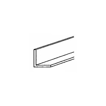 Hillman/Steelworks 11722 Angled Steel - 1/4 x 2 x 48 inch