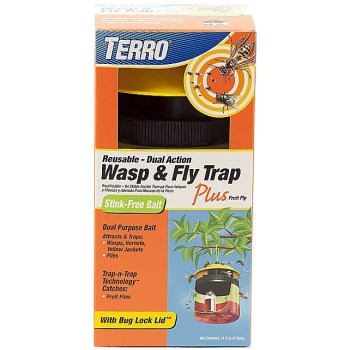 Wasp & Fly Trap Plus