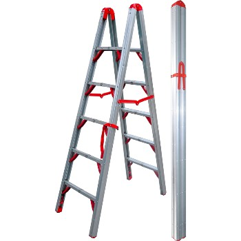 Double Sided Stik Ladder ~ 6 ft
