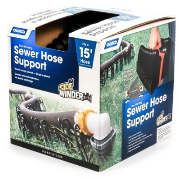 15 Sewer Hose Support