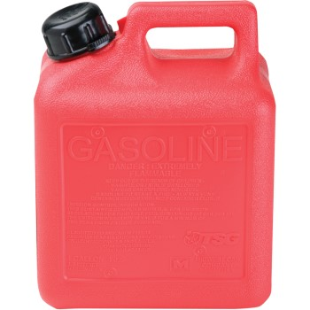 Gas Can ~ One Gallon Plus