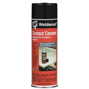 Weldwood Contact Cement ~ 16 Oz Spray Cans
