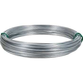 Packaged Bulk  16 Gauge Wire, Galvanized  ~ 200 Ft