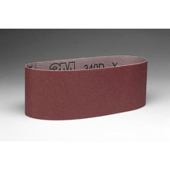 Resin Bond Sanding Belt - 120 grit - 3 x 18 inch