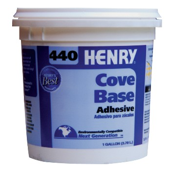 Ardex/Henry 12111 440 1g Cove Base Adhesive