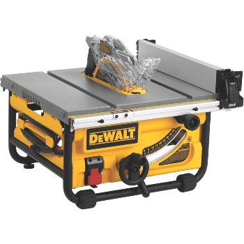Jobsite Table Saw ~ 10 inch